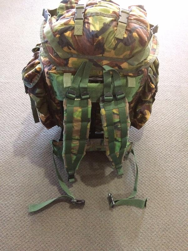 NZDF ALICE Pack Variants (and interim introduction) Harness