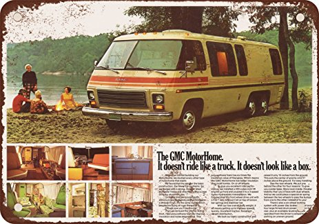 My Totally Random shots - Page 23 GMC_Motorhome
