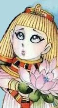 Hình màu Carol trong bộ cô gái sông Nile (Ouke Monshou) - Page 2 Carol_140