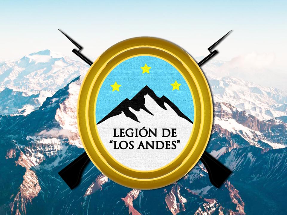 Legión de los Andes[BUSCA RECLUTAS][Regimiento Latino] 15871164_1186934084754064_358229516_n