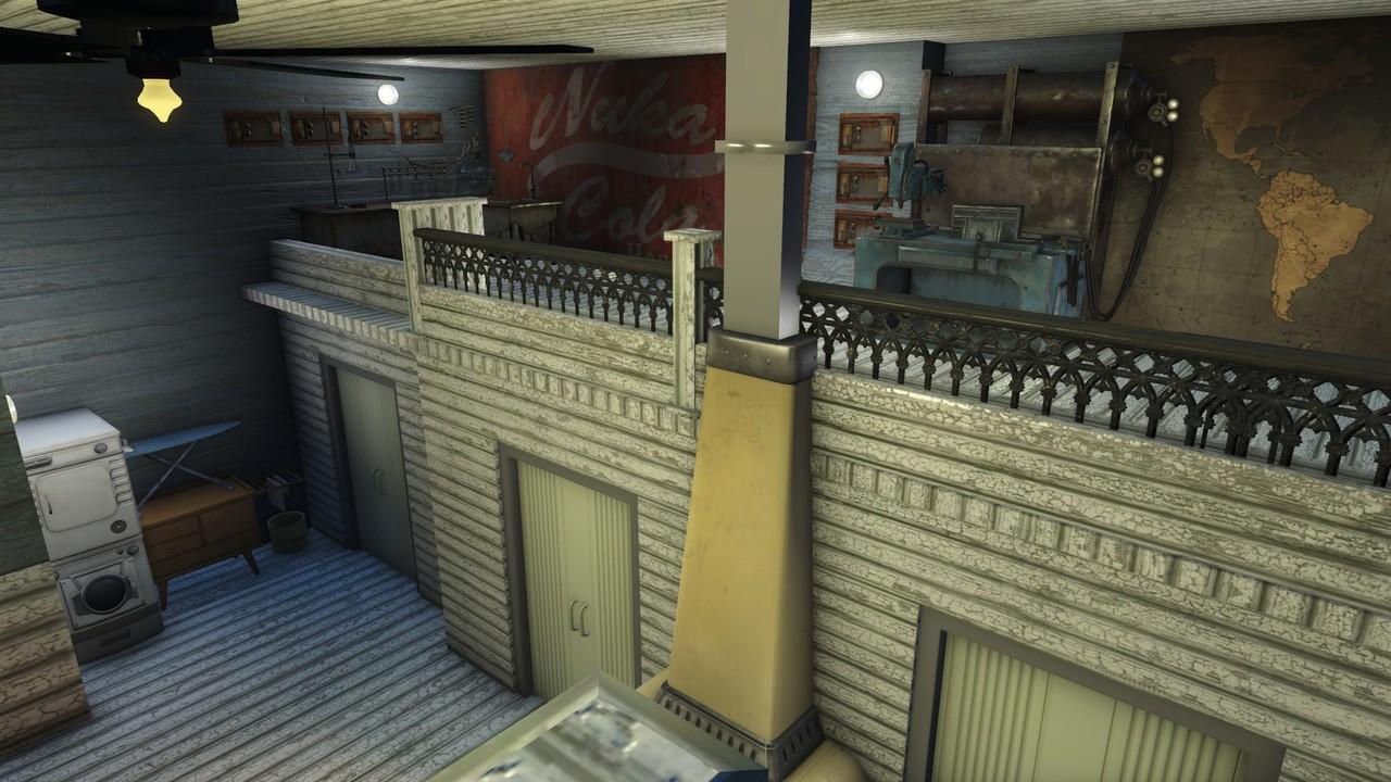 [MOD Fallout Forever] Lake House (Terminado) Interior_4