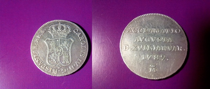 medalla de aclamacion carolus IV IMG_20140412_161612