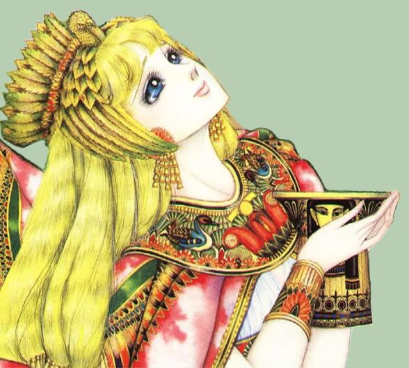 Hình màu Carol trong bộ cô gái sông Nile (Ouke Monshou) - Page 2 Carol_154