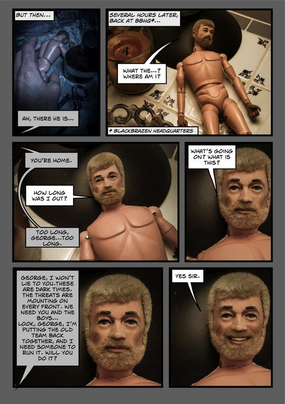 Blackbrazen: Resurrected Collection Page_2