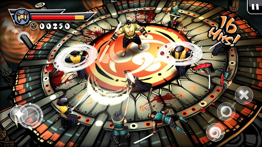 Samurai II Vengeance v1.1.2 [Apk] [Paid] Image
