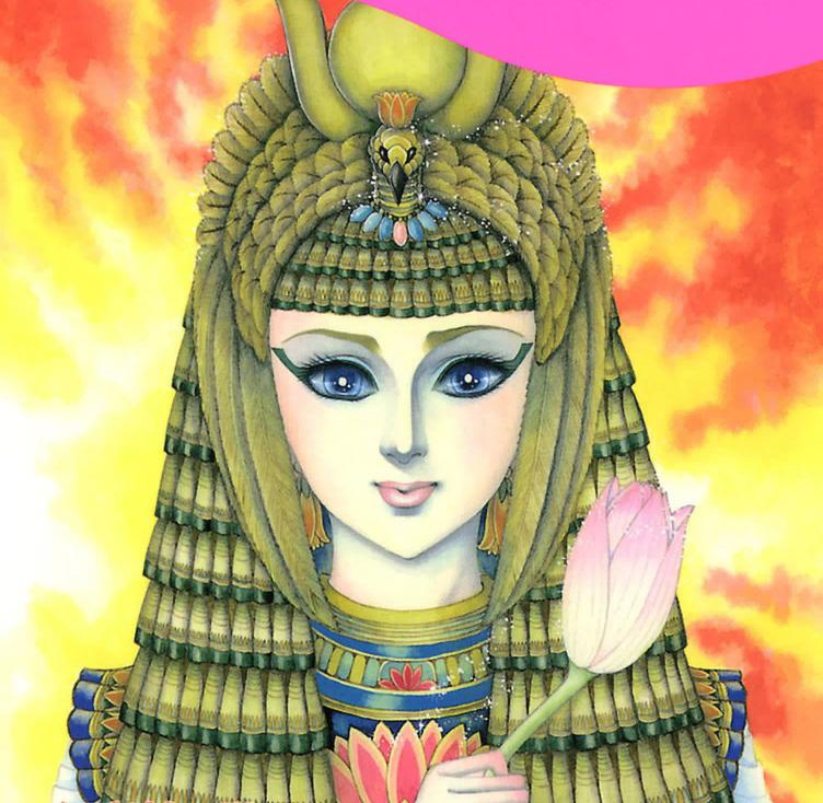 Hình màu Carol trong bộ cô gái sông Nile (Ouke Monshou) - Page 2 Carol_144