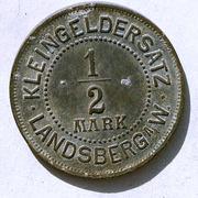 De necesidad y de guerra: monedas de la I Guerra Mundial Landsberg-r