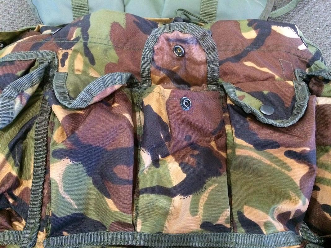 NZDF ALICE Pack Variants (and interim introduction) Tripockets