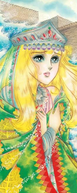 Hình màu Carol trong bộ cô gái sông Nile (Ouke Monshou) - Page 4 Carol_373