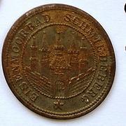 De necesidad y de guerra: monedas de la I Guerra Mundial Schmiedeberg-r