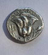 Rhodas, Dracma. 229-205 a. C. Magistrado Aminias. IMG_0963
