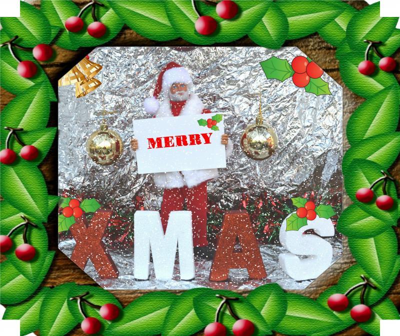 Wishing AMMO a Merry Christmas. SANTAXMAS2a