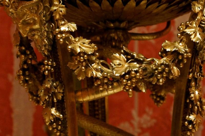 Expo Chefs-d'œuvre français bronze doré Wallace Collection F292_04