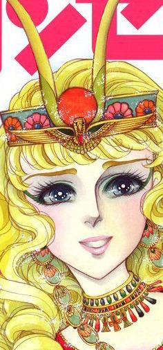 Hình màu Carol trong bộ cô gái sông Nile (Ouke Monshou) - Page 2 Carol_157