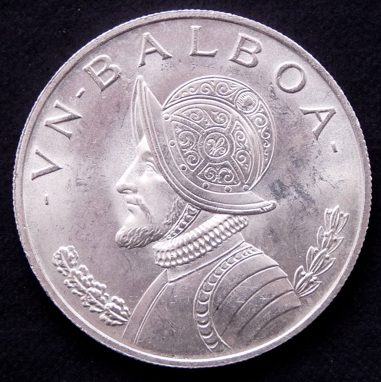 Un Balboa - Panamá - 1966 P1230585