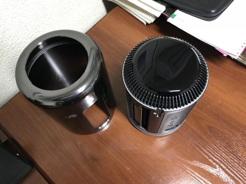 [VENDO] Apple Mac Pro 2013 -  6 Cores en Garantia IMG_20180103_125333