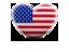 REGLAS NUEVAS PARA FANCLUBS United_states_of_america_heart_icon_64
