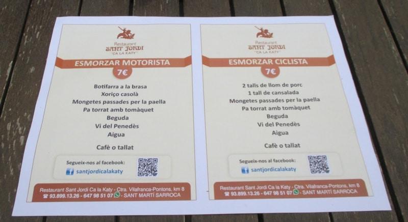 SALIDA (CAT): Sant Marti de Sarroca. 27 Marzo 2016 SMS05
