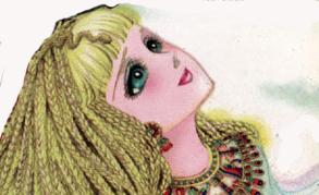 Hình màu Carol trong bộ cô gái sông Nile (Ouke Monshou) - Page 2 Carol_119
