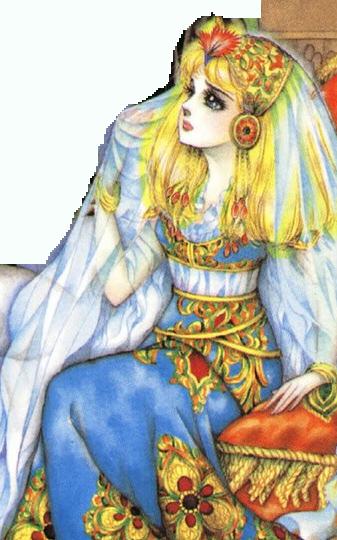 Hình màu Carol trong bộ cô gái sông Nile (Ouke Monshou) - Page 4 Carol_336