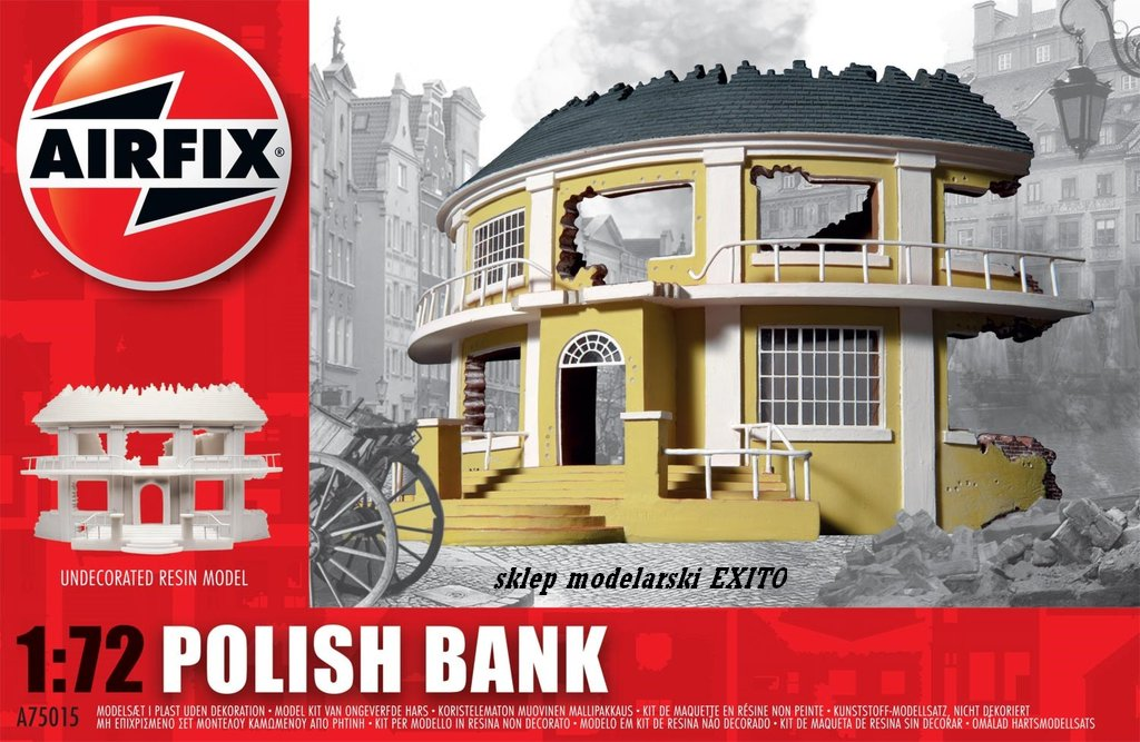 Project : Airfix Strongpoint  or Measure once , cut twice..the prototype. - Page 2 Bank