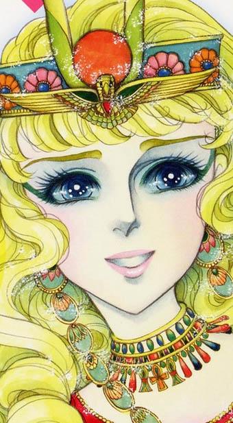 Hình màu Carol trong bộ cô gái sông Nile (Ouke Monshou) - Page 2 Carol_156