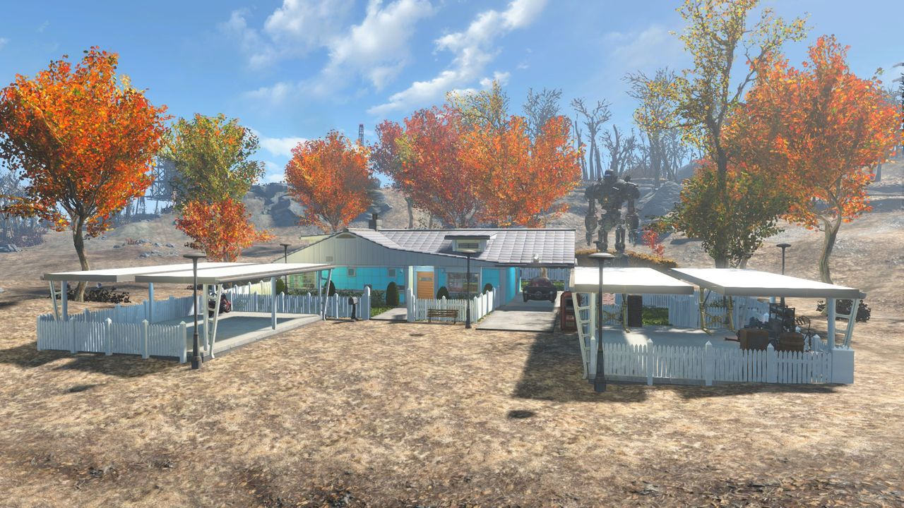 [MOD Fallout Forever] FF Green Valley.  20160430211109_1