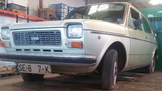 Seat 127 LS de 1976, nueva adquisición de Carmona.  IMG-20170831-_WA005_-_copia