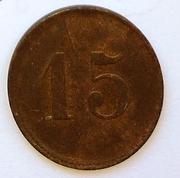 De necesidad y de guerra: monedas de la I Guerra Mundial Chemnitz-a