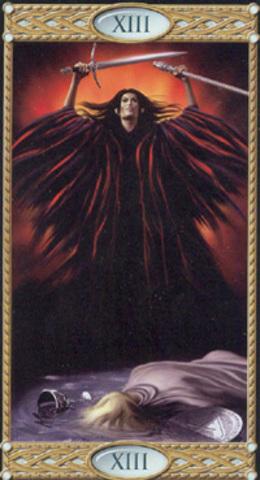 XIII - Смерть Image