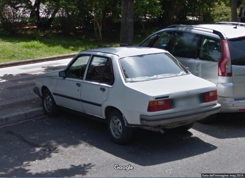 Auto  storiche da Google Maps - Pagina 6 R18