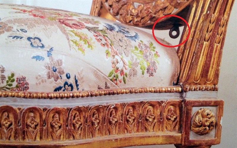 Le 18e aux sources du design, chefs d'oeuvre du mobilier - Page 5 Delanois2b