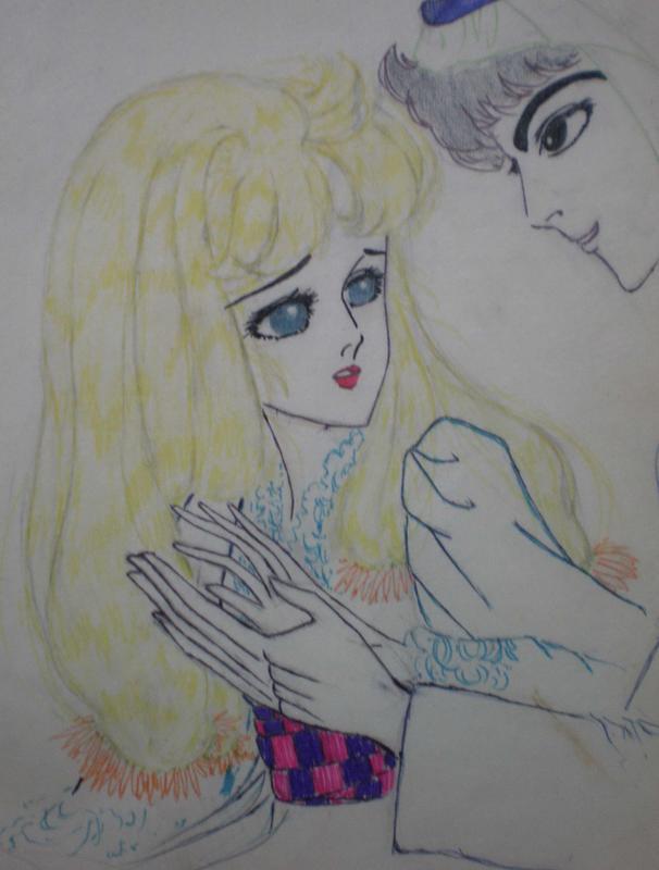 Hình màu Carol trong bộ cô gái sông Nile (Ouke Monshou) - Page 5 Carol_424