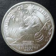 Liberia - 20 dollars Millennium - 1999 (4º aniversario en el foro) 20_dollars-1999-r