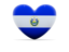 Se podra?? El_salvador_heart_icon_64