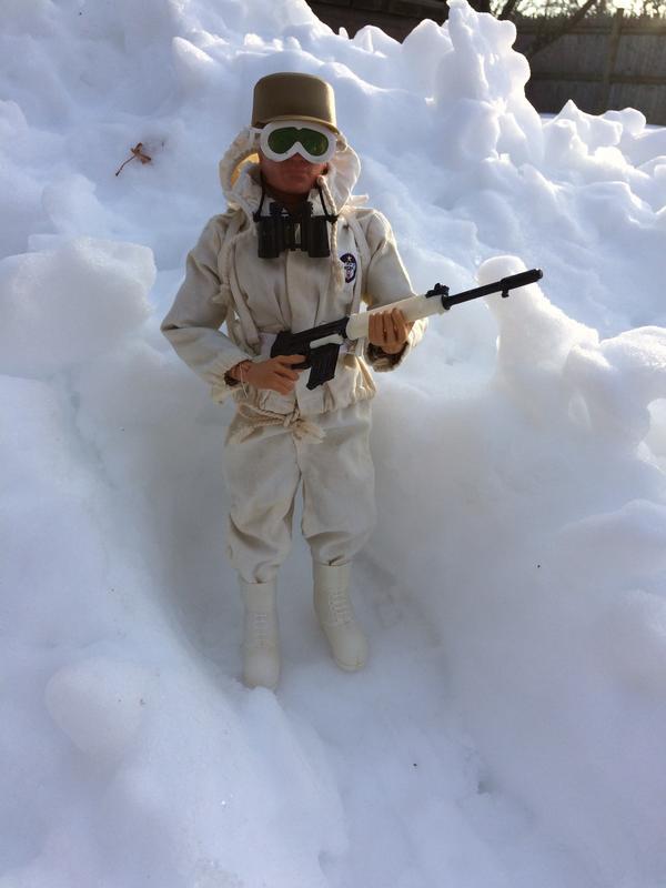 Snow pics with VAM and Joe! Image