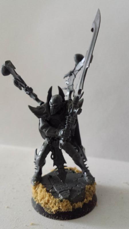 All Plastic Dark Eldar Incubusonbase10