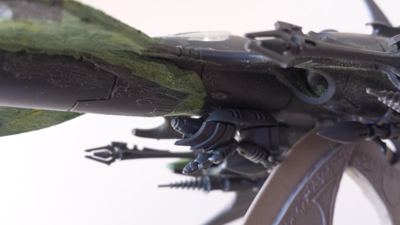 All Plastic Dark Eldar Voidbomber5
