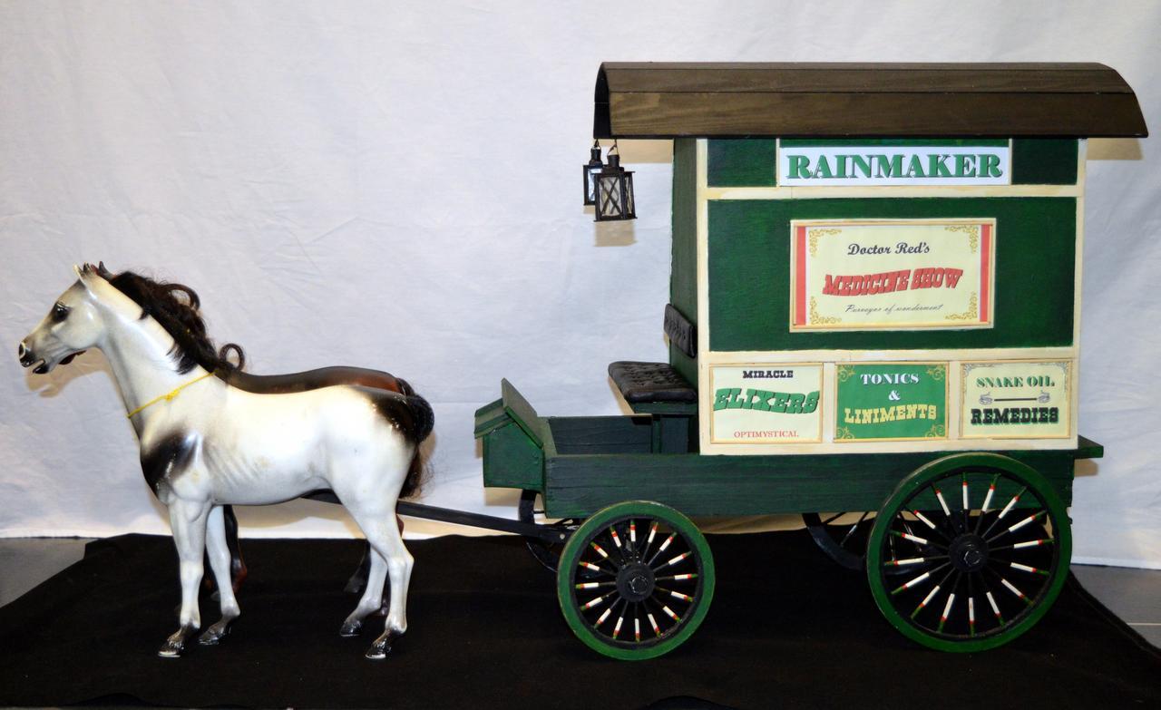 PURVEYOR OF WONDERMENT Wagona
