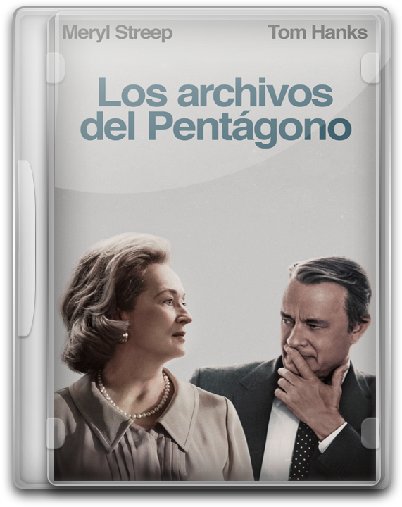 CARÁTULAS DE PELÍCULAS - Página 4 Los_Archivos_del_Pentagono
