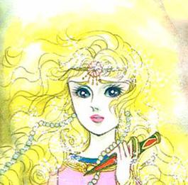 Hình màu Carol trong bộ cô gái sông Nile (Ouke Monshou) - Page 2 Carol_133