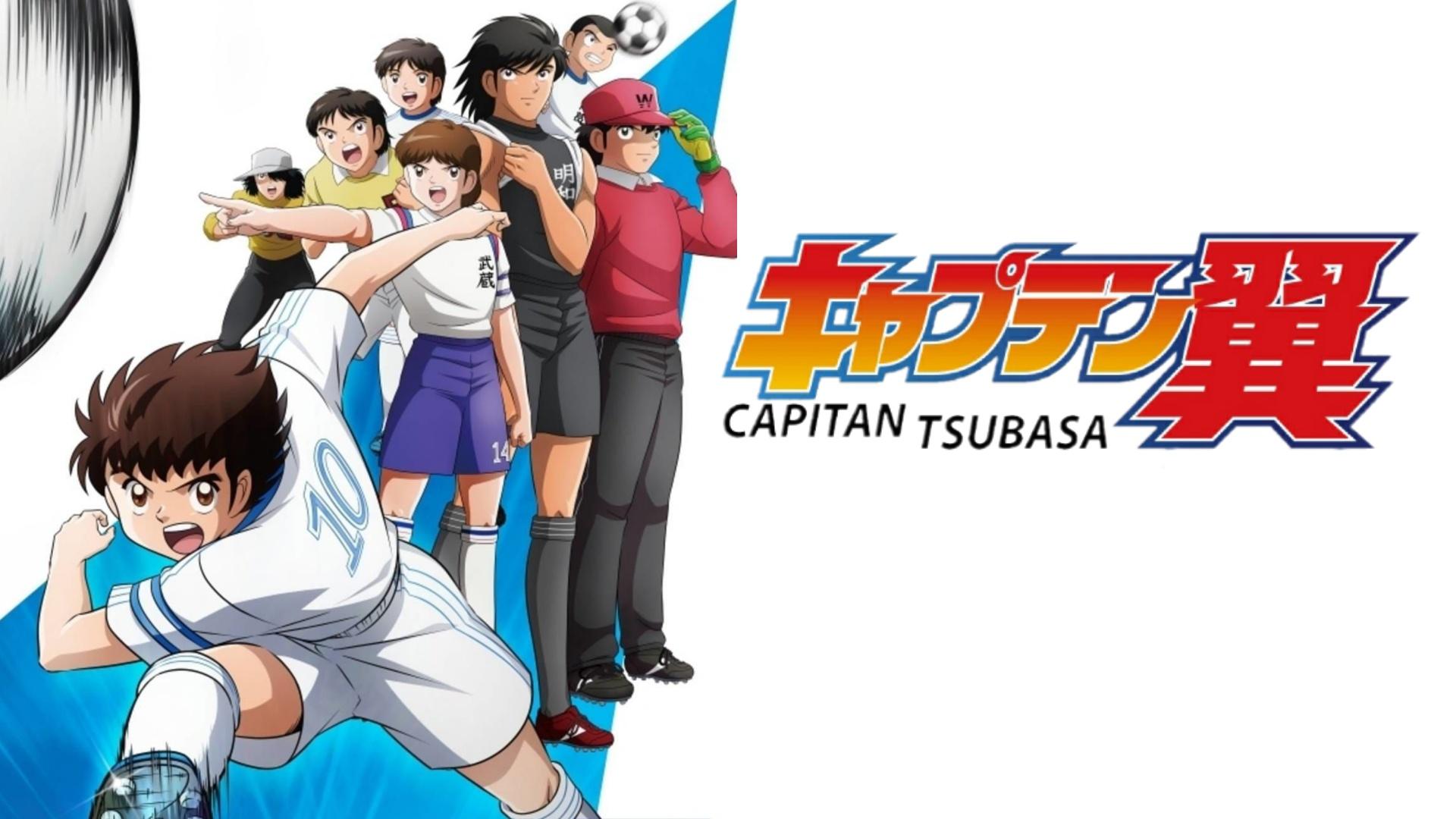Captain Tsubasa 2018 | WEB-DL | Lat/Jap+Sub | 12/52| MKV-1080p | x264 Captain_Tsubasa