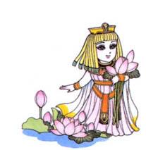 Hình màu Carol trong bộ cô gái sông Nile (Ouke Monshou) - Page 5 Carol_479