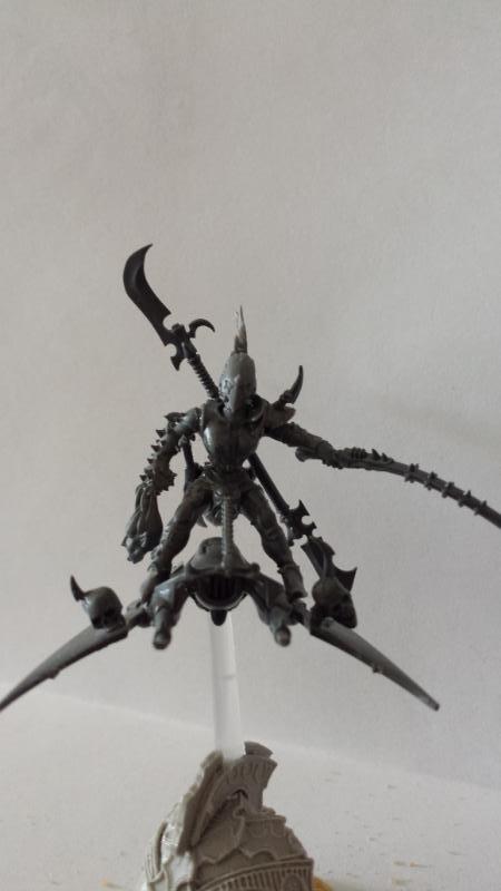 All Plastic Dark Eldar Hellarch
