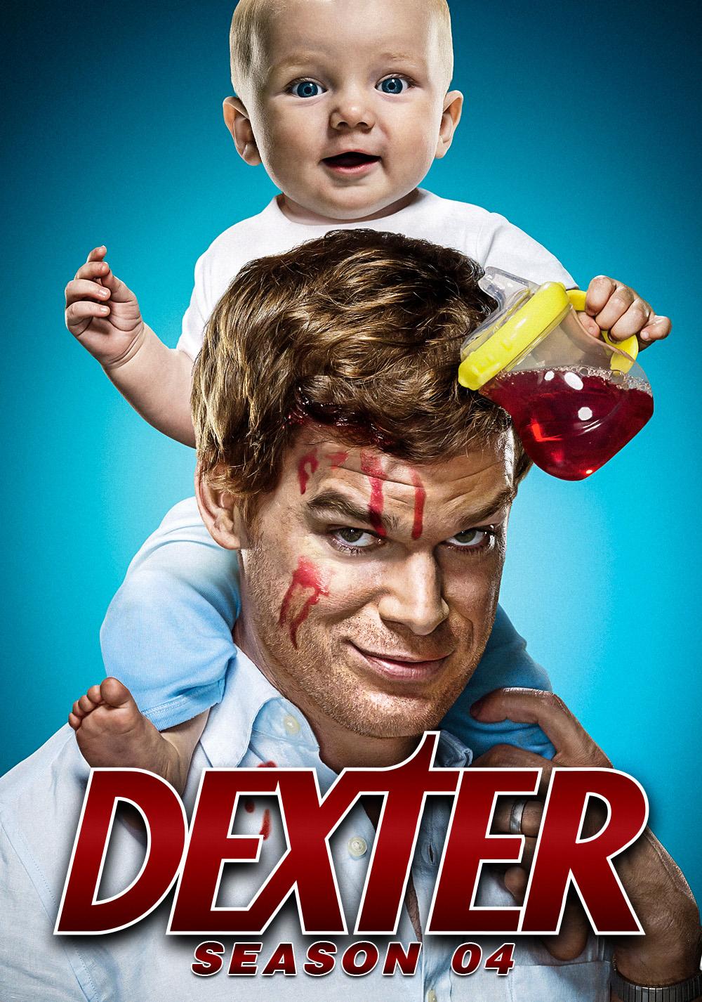 Dexter|Colección 1-8|Latino-Ingles|1080p|96/96|x265 10bit|+ Soundtracks  Season04-poster