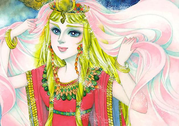 Hình màu Carol trong bộ cô gái sông Nile (Ouke Monshou) - Page 3 Carol_272