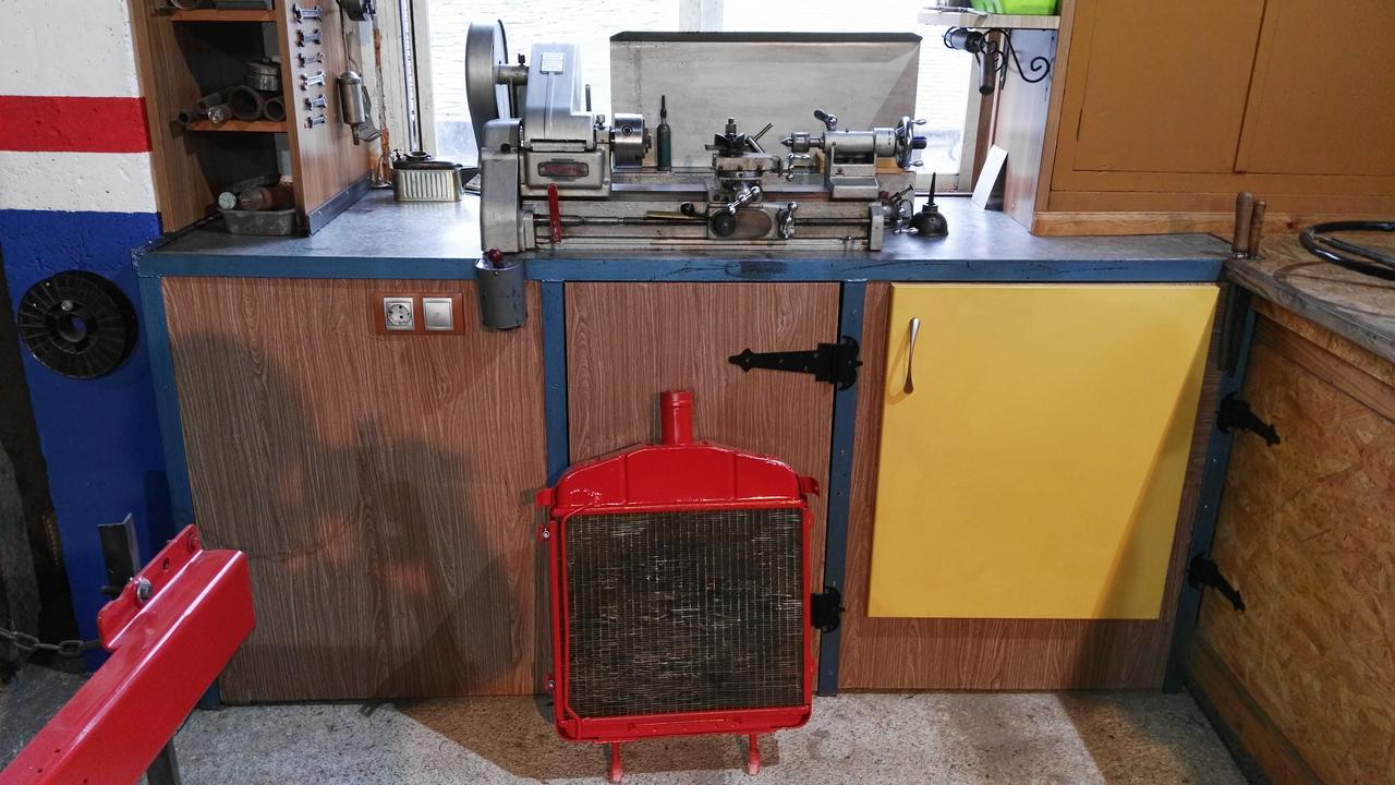 [Hanomag Barreiros R-335S] Presentación y restauración de mi tractor IMG_20180204_132633