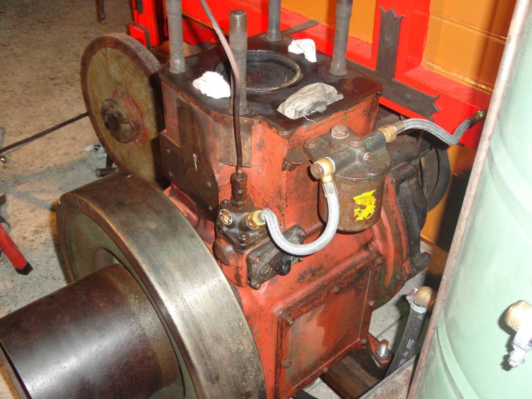 Los motores estacionarios de Tisomar DSC01261