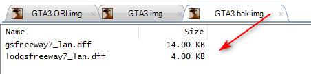 Idiotic Crash with gta3.img?! Bak