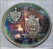 Cuba - 10 pesos (1 Oz.) - 1993 - Dedicada a Flekyangel 10_pesos_1993_aa